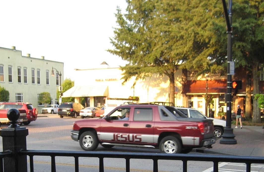 Cars about Town (Carrollton, GA: an essay in photos)   K  Dawn